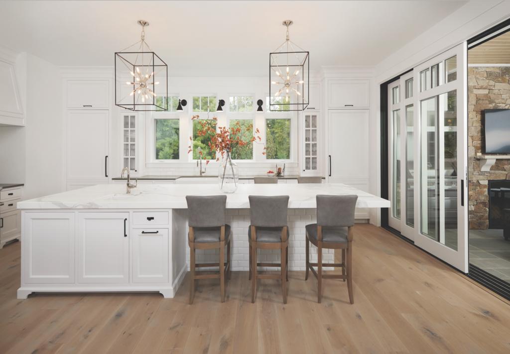 Eastmark Construction custom kitchen