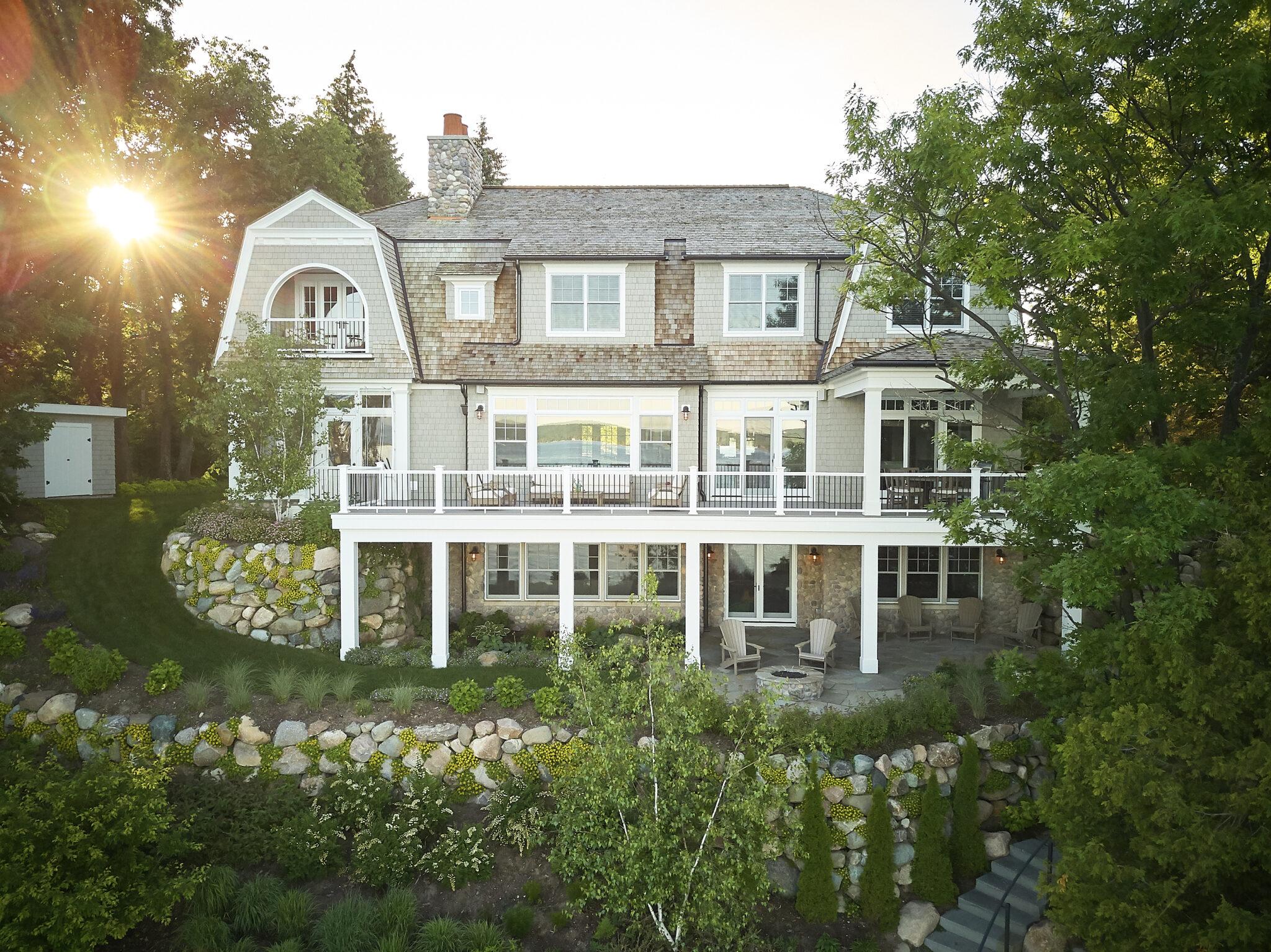Glen Arbor home